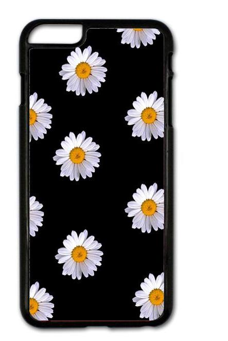 Daisy Flowers case cover for iPhone 4/4s/5/5s/6/6plus case Samsung Galaxy S3/S4 /S5/S6 Note2/3/4/5 Case