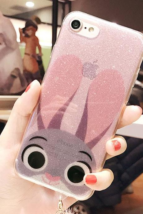 Fashion Shinny Soft Case Cover for iPhone 6,iPhone 6 plus,iPhone 6s,iPhone 6s plus,iPhone 7,iPhone 7 Plus